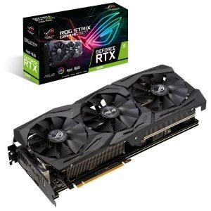 Graphic Card ASUS ROG Strix GeForce RTX™ 2060 6GB GDDR6