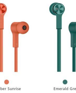 EARPHONES CM70-C Black HUAWEI - FreeLace Earphone - Graphite Black - (CM70-C) 55030943