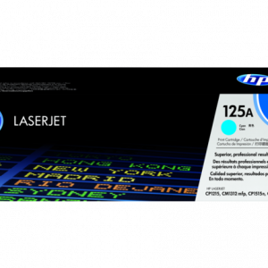 HP Compatible Toner CB541A