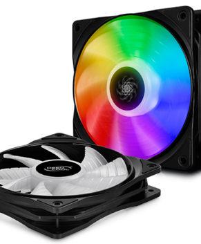 3 in 1 Fans Deepcool RGB 120MM