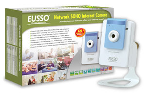 Eusso IP Camera UNC7500-ISSOHO IP Camera,16-CH, MJPEG,Wired