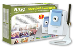 Eusso IP Camera UNC7500-ISW	SOHO IP Camera,16-CH, MJPEG,Wireless