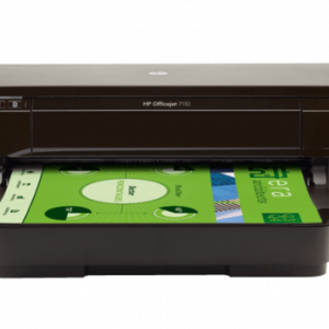 HP Inkjet - Officejet / A4 Format CR768A OJ 7110  Speed 33ppm A4, Res Res 1200x600dpi Black, 4800x1200dpi Color, Network, Wireless,   E-Print, Airprint, Prints up to A3+, USB2.0, Duty cycle 12,000pages
