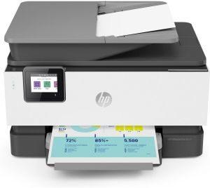 HP Inkjet - Officejet MFP / A4 Format  1KR49B OfficeJet Pro 9013 all in one   print, scan, copy, fax