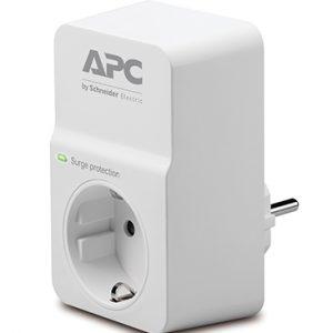 APC SurgeArrest PM1W-GR Essential SurgeArrest 1 outlet