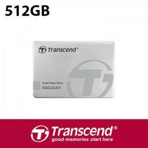 SSD Transcend SATA III 6Gb/s SSD230S  TS512GSSD230S