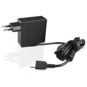 Lenovo Travel Adapter GX20M73651 Lenovo 65W Travel Adapter with USB Port(EU)