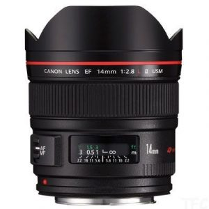 Canon Wide Angle EF 14mm f/2.8 L II USM2045B005AA