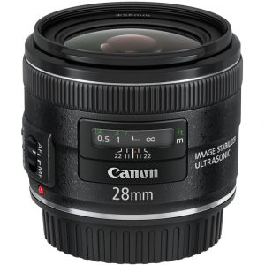 Canon Wide Angle EF 28mm f/2.8 IS USM	5179B005AA