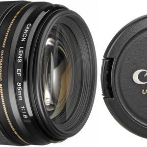 Canon Standard & Medium EF 85mm f/1,8 USM2519A012AA