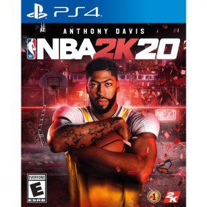 PS4 Play Station 4 Game NBA 2k20