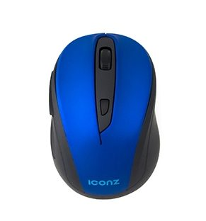 Wireless Mouse ICONZ IMN-WM03L BLUE