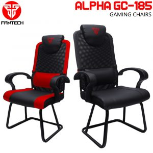 GAMING CHAIR FANTECH ALPHA GC-185 (Red/Black)