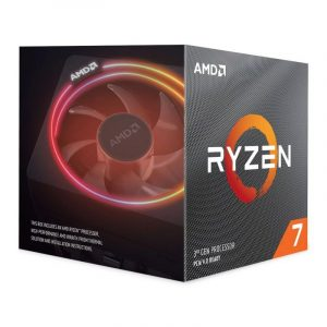 CPU AMD Ryzen 7 3800X With Wraith Prism Cooler