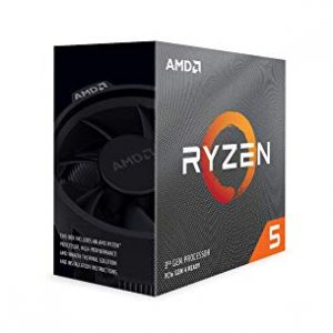CPU AMD Ryzen 5 3600 With Wraith Stealth Cooler