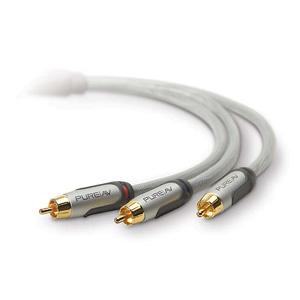 Belkin AV51000QP04 Silver Video Cable 1.2M