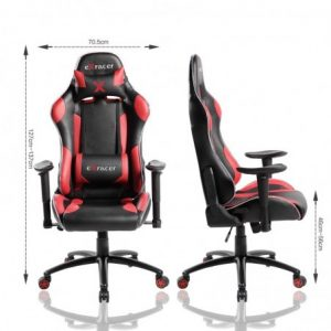 GAMING CHAIR FANTECH EXRACER GC-218R RGB