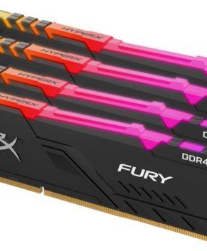 Desktop Ram HyperX Fury 16GB RGB (1 x 16GB) DDR4-3200