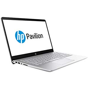 Laptop HP Notebook PAVILION LAPTOP 14-BF105NE i5 8TH GEN 8GB 1TB 14 INCH 2GB VGA NVIDIA GeForce 940MX SILVER WIN10