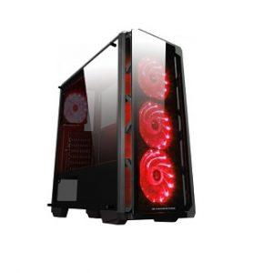 Computer Case Xigmatek Astro RED