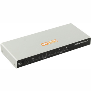 StLab M-410 HDMI Switch 4-in-1