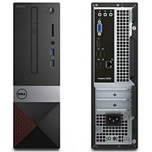 Branded Desktop DELL Vostro 3470 Vostro 3470, Core i3-8100/4GB/1TB/Intel UHD 630/DVD RW/WLAN + BT/Kb/Mouse/Ubuntu