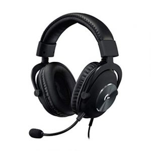 Headset Logitech PRO X Gaming Headset with BLUE VO!CE