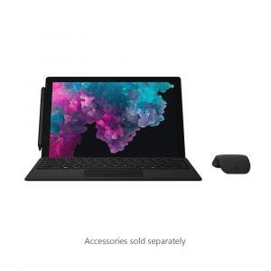Laptop Microsoft Surface Pro 6 KJT-00016 Intel Core i5 8th Gen 8250U (1.60 GHz) 8 GB Memory 256 GB SSD Intel UHD Graphics 620 12.3