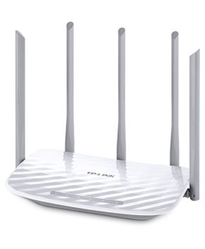 tp-link Routers Archer C60Wireless Router AC1350 Dual Band With 5 Antennas