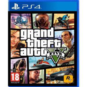 PS4 Game : GTA V