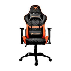 Cougar Gaming Chair Armor One black / orange