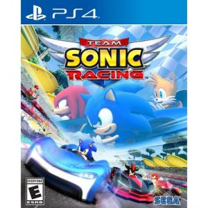 Ps4 Game : Team Sonic Racing