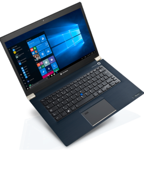 "Laptop Toshiba Notebook Tecra X40-E-14N PT482E-062004AR Onyx Blue i7-8550U 32 GB  512 GB M.2 SATA  14.0"" Non-reflective HD display Intel® HD Graphics 620"