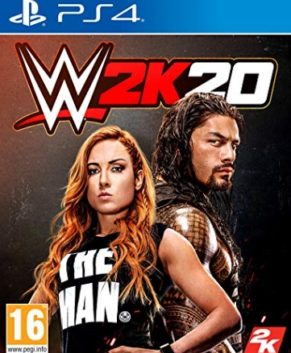 PS4 Game : WWE W2k20