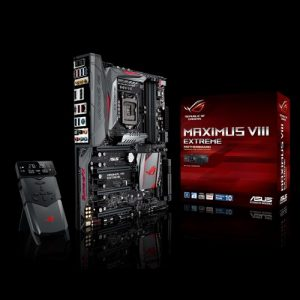 ASUS MOTHERBOARD MAXIMUS VIII Extreme  3 Years Warranty