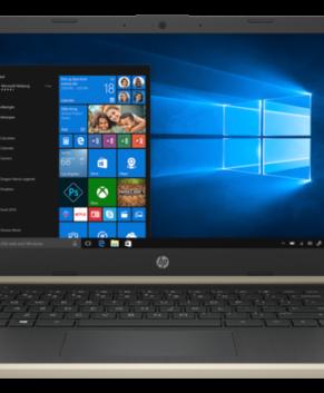 HP Notebook 14-dq0011dx i3 8Th Gen 4Gb 128Gb SSD 14