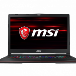 MSI GL73 Gaming Laptop i7 16GB 512GB GTX 1650 17.3