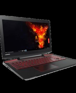 NOTEBOOK I7 LENOVO LEGION Y720-15IKB 80VR00CTAX cpu i7-7700 HQ 1T HDD + 128GB SSD 16GB RAM NVIDIA GTX1060 6G 15.6