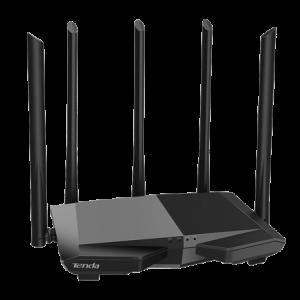 TENDA AC7 AC1200 Smart Dual-Band WiFi Router 2 YEARS WARRANTY