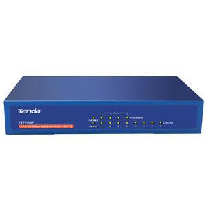 TENDA TEF1008P switch POE - 8 ports 2 YEARS WARRANTY