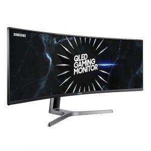 Samsung C49RG90SSM 49″ QLED Gaming Monitor 144Hz 3 Years Warranty