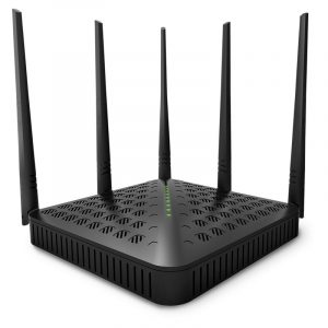 TENDA FH1202  High Power Wireless AC1200 Dual-band Router 2 YEARS WARRANTY