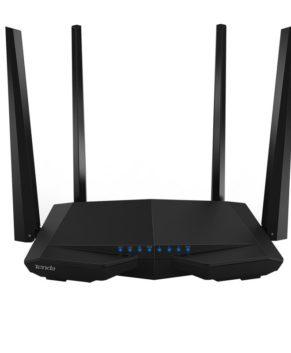 TENDA AC6 AC1200 Smart Dual-Band WiFi Router 2 YEARS WARRANTY