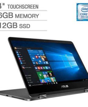 Asus Laptop ZENBOOK Flip i7 16GB 512GB 14