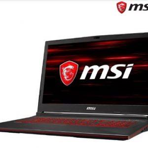 MSI GAMING LAPTOP GL73 i7 8GB 256GB 17.3