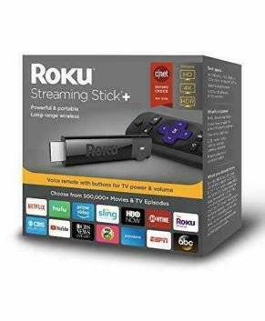 Roku Streaming Stick + 3 Months Warranty