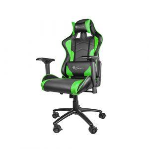 Gaming Chair Genesis Nitro 880 Black & Green