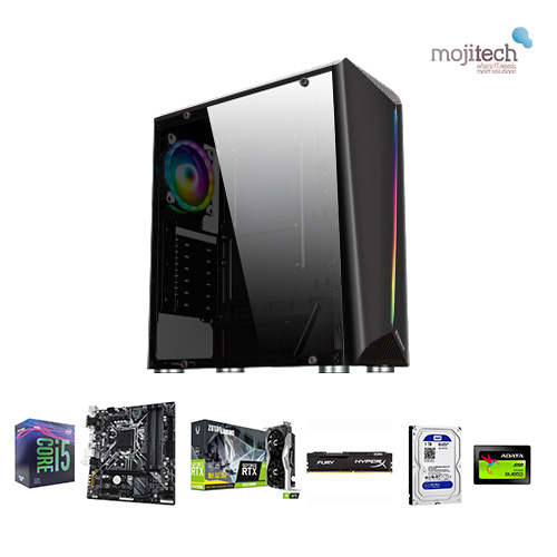 Gaming Desktop Offer : I5 8GB 1TB+240GB 2060 SUPER