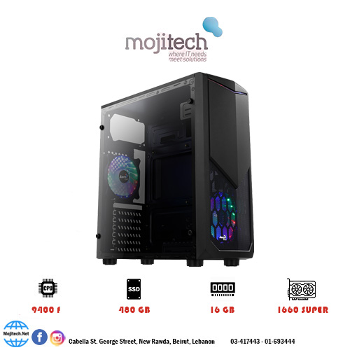 Gaming Desktop Offer: I5 16GB 512GB 1660 SUPER