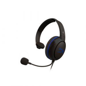 HyperX Cloud Chat Headset for PS4 HX-HSCCHS-BK/EM